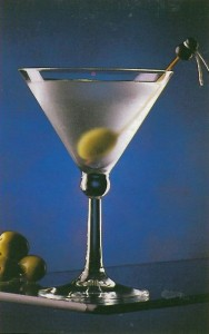 Martini Cocktail (dry)