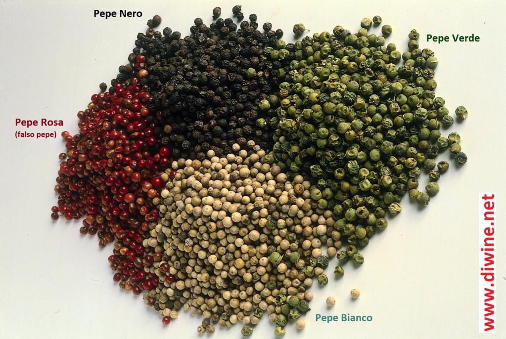 """Pepe verde, nero, bianco e """"rosa"""""""